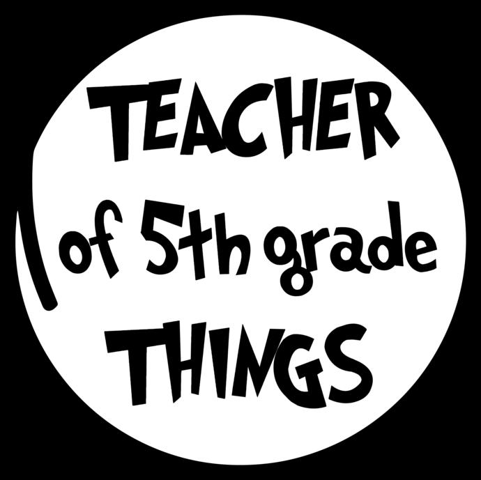 Teacher Of 5th Grade Things Svg, Teacher Of 5th Grade Things vector, Dr seuss