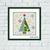 Easy Christmas tree cross stitch pattern Tango Stitch