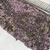 T24 Vintage Beaded Boho Trim Piece, Junk Journal Embellishments, Beaded scraps,