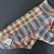 LARGE PradaPlaid Flannel Wool Dog Shirt