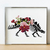 Set of 3 Dinosaurs bones floral anatomy cross stitch pattern Easy cross stitch