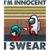Im Innocent I Swear Among Us, Trending Svg, Funny Among Us, Among Us Impostor,