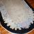 Handmade antique Art Deco Chinese rug 4.10' x 8' ( 150cm x 243cm ) 1920s - 1B660