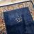 Handmade antique Art Deco Chinese rug 4' X 6.7' (122cm X 204cm) 1920s - 1B664