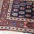 Handmade antique Caucasian Kazak rug 4.1' x 6.3' ( 125cm x 192cm ) 1870s - 1B665