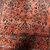 Handmade antique Persian Sarouk rug 3.2' x 5.1' ( 97cm x 155cm ) 1920s - 1B670