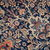 Handmade antique Persian Kerman rug 3.1' x 5.2' ( 94cm x 158cm ) 1920s - 1B671