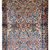 Handmade antique Persian Kerman rug 3.1' x 5.2' ( 94cm x 158cm ) 1920s - 1B673
