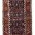 Handmade antique Persian Bakshaish runner 3.2' x 12.3' (97cm x 375cm) 1880s -