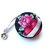 Tape Measure Roses and Hearts Small Retractable Measuring Tape