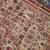 Handmade antique Persian Bakshaish rug 8.5' x 17.8' ( 259cm x 542cm ) 1880s -