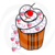 CupCake 58-Digital ClipArt-Party-Art Clip-Gift