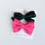 Custom Order for Nicole - Velvet Bow Set
