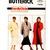 Butterick 4039 Misses Coat, Jacket 80s Vintage Sewing Pattern UNCUT Size 6, 8,