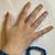 Medium Blue Loom Bracelet