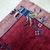 Handmade antique Art Deco Chinese rug 4' x 6.5' (122cm x 198cm) 1920s - 1B718