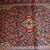 Handmade antique Persian Kashan rug 4.1' x 6.2' (125cm x 189cm) 1910s - 1B734
