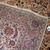 Handmade antique Persian Kashan rug 4.1' x 6.3' (125cm x 192cm) 1910s - 1B735