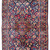 Handmade antique Persian Kerman rug 4' x 6.4' (122cm x 195cm) 1920s - 1B739