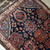 Handmade antique Persian Malayer rug 4.1' x 6.3' (125cm x 192cm) 1910s - 1B741
