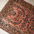 Handmade antique Persian Sarouk rug 3.3' x 5.2' (100cm x 158cm) 1920s - 1B745
