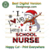 I Love Being A School Nurse Svg, Christmas Svg, Xmas Svg, Snowman Svg, Christmas