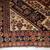 Handmade antique Persian Gashkai rug 4.1' x 6.2' (125cm x 189cm) 1900s - 1B753