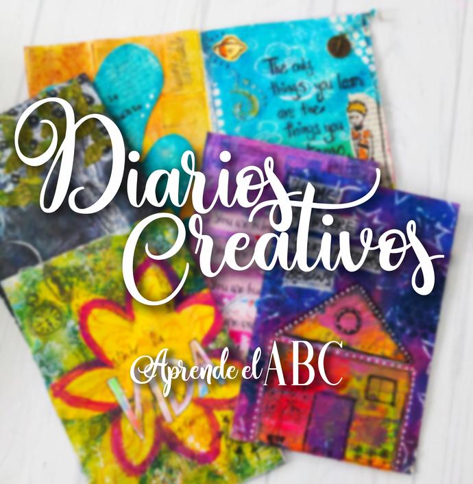 TALLER  DIARIOS CREATIVOS (aprende el ABC)