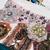 FLORAL/FLOWERS 10/$10 Vintage Beaded Boho Pieces, Junk Journal Embellishments,