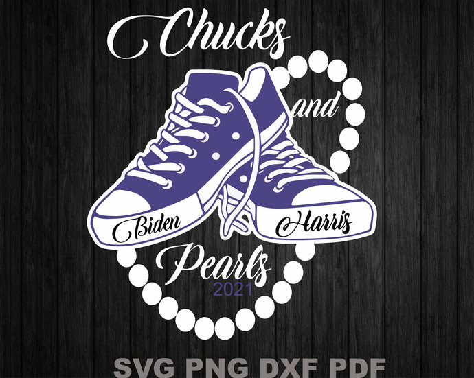 Chucks And Pearls purple Svg, chucks and pearls svg, chucks and pearls svg for