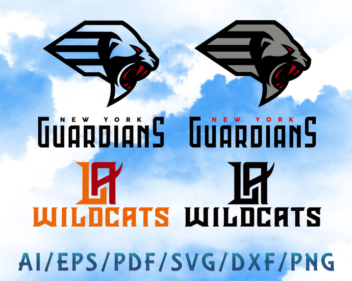 new york guardians- los angels wildcat