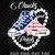 Chucks And Pearls Usa Flag Svg, chucks and pearls svg, chucks and pearls svg for