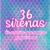 kit 36 sirenas
