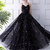 dress with stars tull