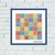 Alphabet nursery cross stitch pattern Tango Stitch