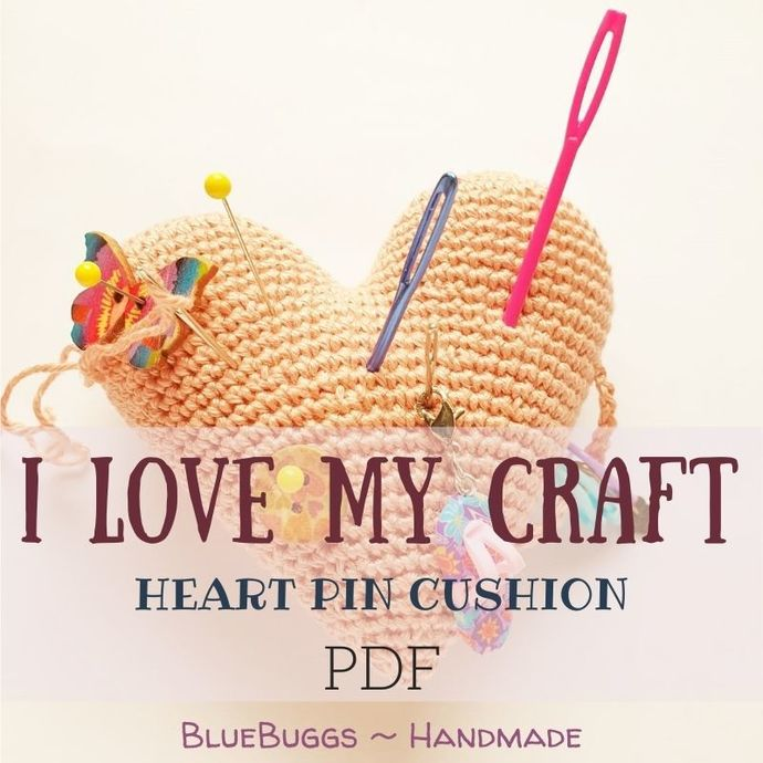 I Love My Craft - PDF Download Only