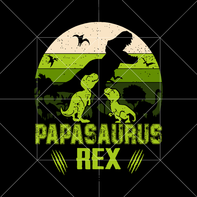 Papa Saurus Rex Svg, Dinosaurs Svg, Dinosaurs vector, Father day Svg, Father