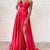 Charming Spaghetti Straps A-Line Prom Dresses