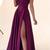 Off Shoulder A-Line Long Prom Dress ,School Dance Dresses ,Fashion Winter Formal