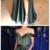 Off Shoulder A-Line Simple Long Prom Dress ,School Dance Dresses ,Fashion Winter