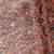 Handmade antique Persian Sarouk rug 3.4' x 5.5' (103cm x 167cm) 1920s - 1B837