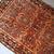 Handmade antique Persian Sarouk rug 3.3' x 5.3' (100cm x 161cm) 1920s - 1B840