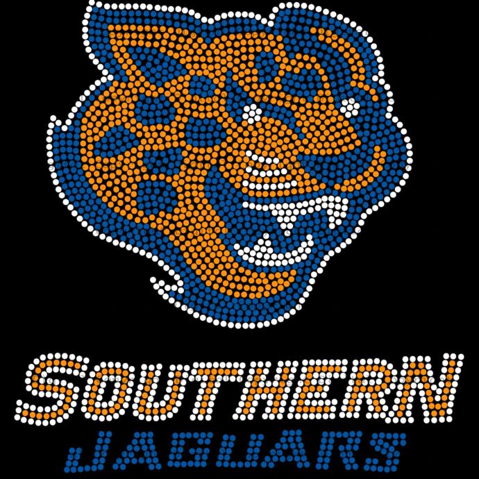 Southern Jaguar Logo Svg, Jaguars Logo Design, Leopard Jaguars Svg, Football Mom