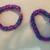 Medium Cottoncandy loom Bracelet