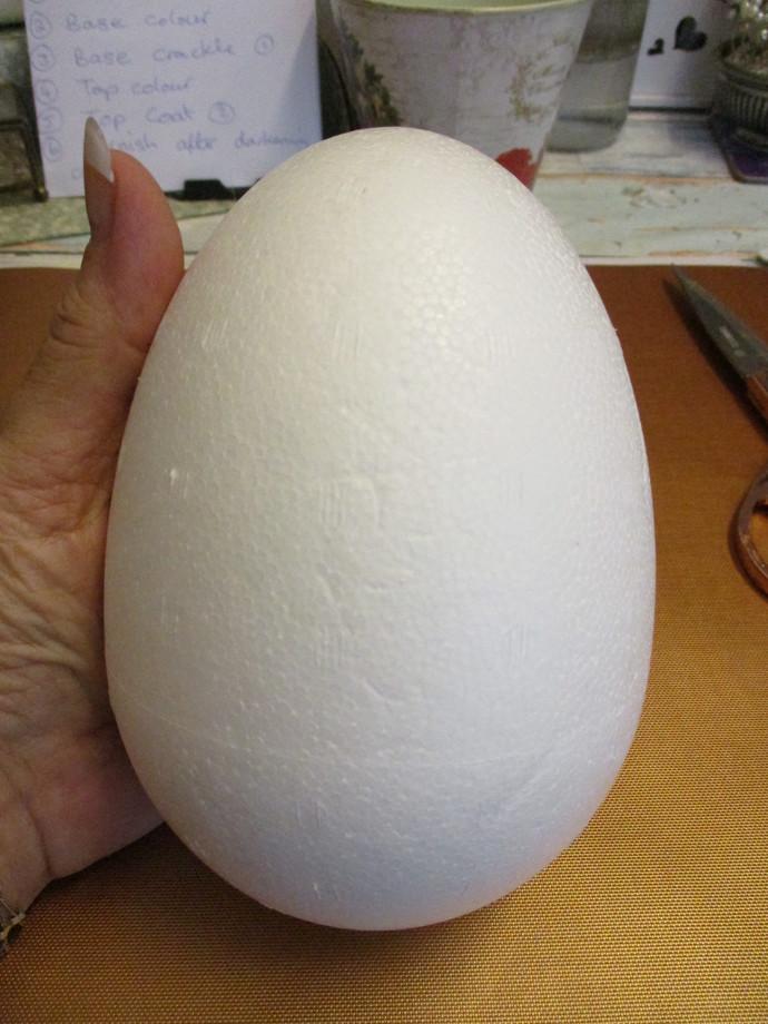 Super Large Poly Easter Egg