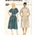 Butterick 6528 Misses Pullover Dress 80s Vintage Sewing Pattern Size 8, 10 Drop