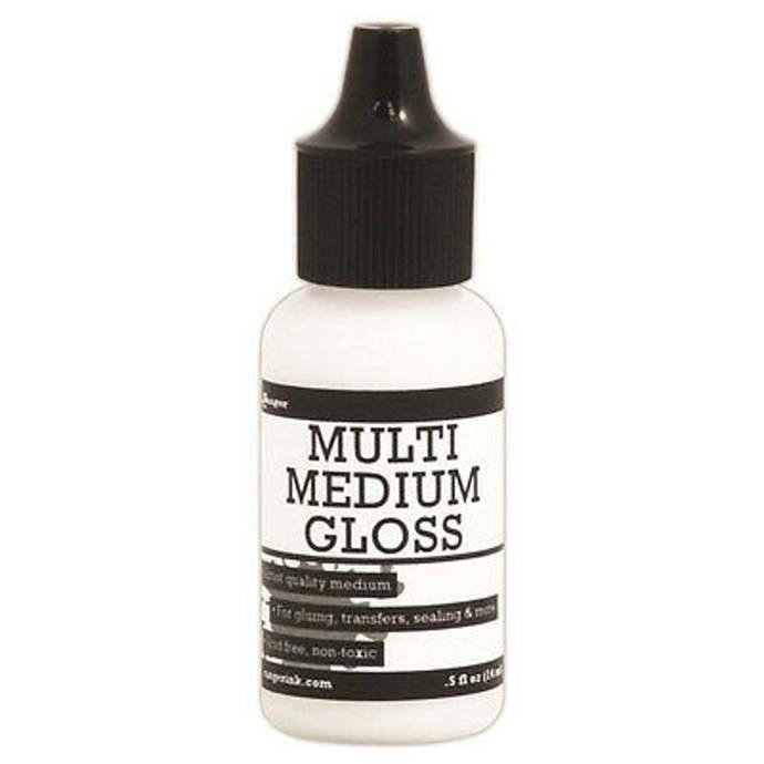 Ranger Multi Medium in Gloss finish,  .5 oz bottle - Special pricing