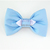 Baby Blue Bow Tie for Cats, Solid Color, Pet Accessories, Removable, Spring,