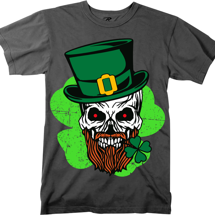 Skull Svg, Skull Vector, Skull Png, Happy St.Patrick's Day, irish, irlandia,