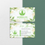 Herbalife Business Cards, Watercolor Custom Herbalife Business Cards, Herbalife
